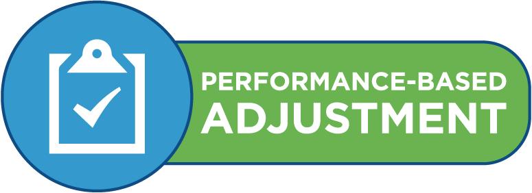 Performance-Based Adjustment
